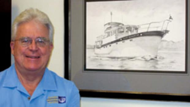 John Gear will present a Boat Buying Basics seminar at TrawlerFest