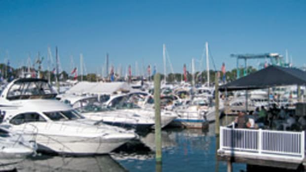 This year's Norwalk Boat Show and Waterfront Festival will take place Sept. 24 to 27.