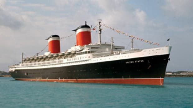The goal is to keep the SS United States as close to original as possible, but there will be some design and mechanical alterations.