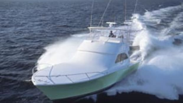 A quiet, smooth-running boat is much more enjoyable to be aboard.