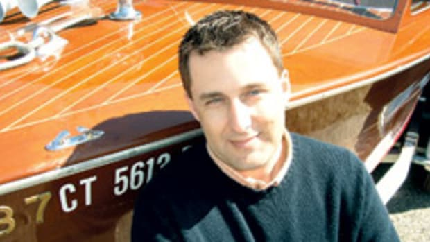 Gary Druckenmiller Jr. launched TheOpenSea.com with associate I. Todd Russell to combine his passion for boating with his marketing expertise.