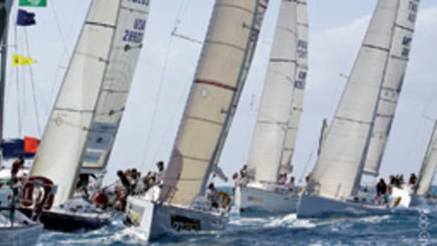 A solid northeasterly breeze greeted competitors at the 29th St. Maarten Heineken Regatta.