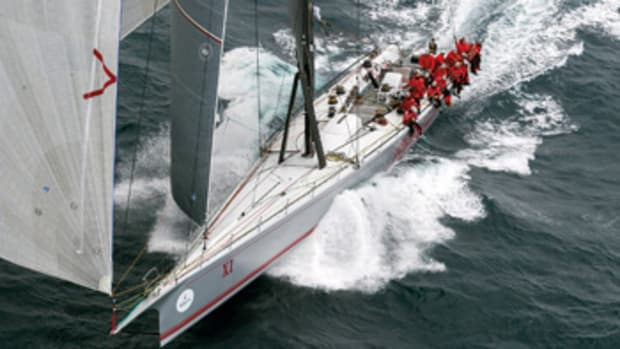 Oatley's Wild Oats XI has rewritten the record books for the Sydney Hobart Yacht Race on numerous occasions.