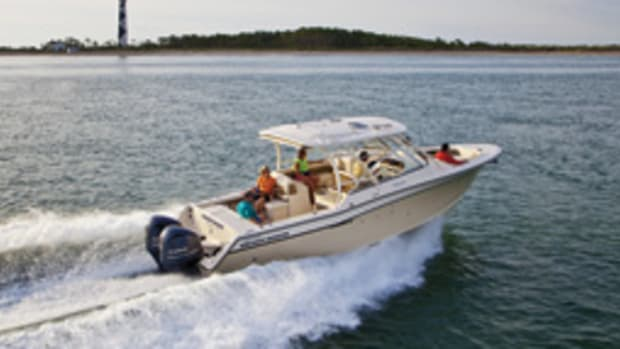 Own a Grady-White? Consider meeting up with 'The Grady Bunch' for some cruising in company.