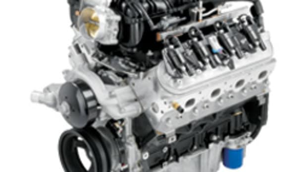 GM Vortec 6.0L V-8 base engine