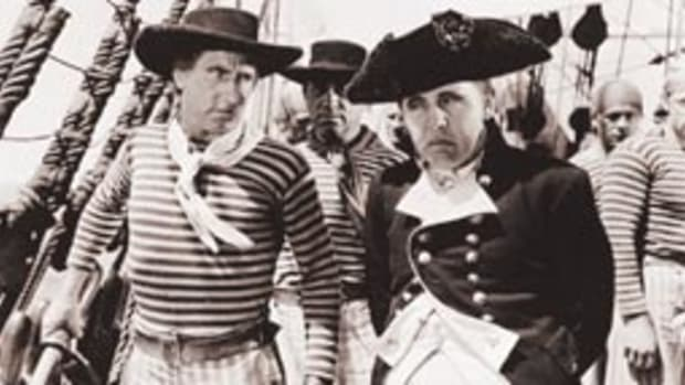 The mutiny has been depicted in film (with Charles Laughton as Bligh) and in works of art.