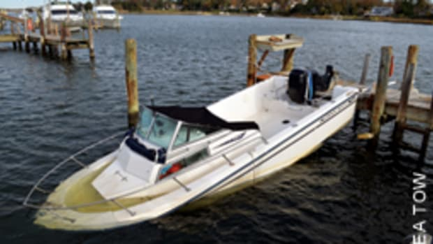 Determining the boat's condition before it was damaged will help you decide on an offer or bid.