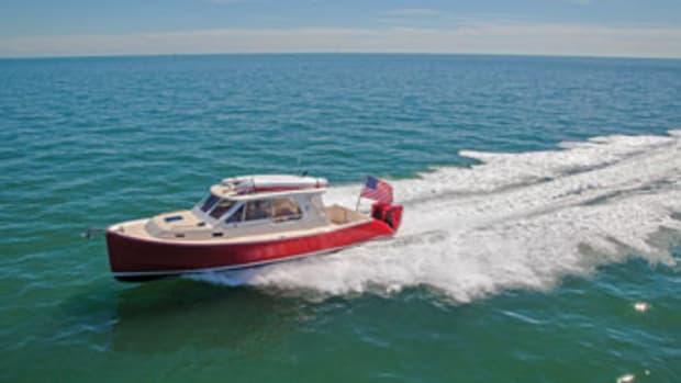Pocket cruisers: the comfort is big - Soundings Online