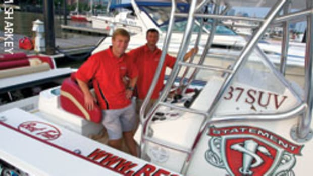 Talkin' Boats with Chris Fertig Bermuda Challenge Record Setter