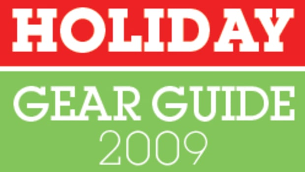 Click here for our holiday gear guide