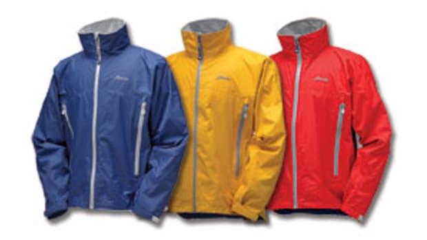 Atlantis Weathergear Microburst jacket, $135