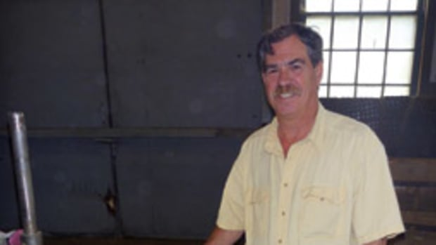 Kevin Feindel is general manager of the Lunenburg Industrial Foundry.