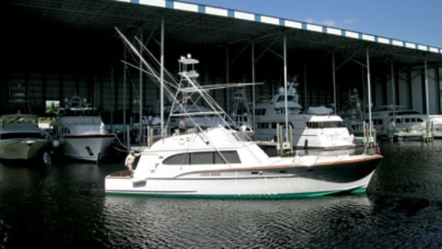 Bull, a Rybovich 56, was one of four boats seized by authorities.