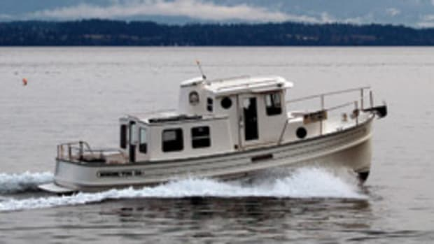 Nordic Tugs has reintroduced its 26-footer, partly in response to economy-driven downsizing.