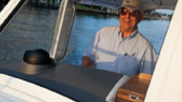 Bob Johnstone, co-founder of J/Boats, is the patriarch of a family that has spent a lifetime on the water.