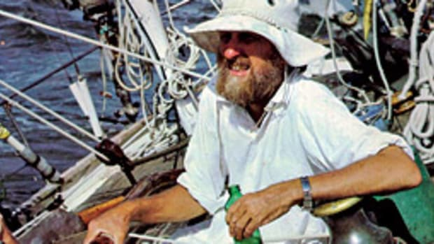 Street began writing his cruising guides in 1964.