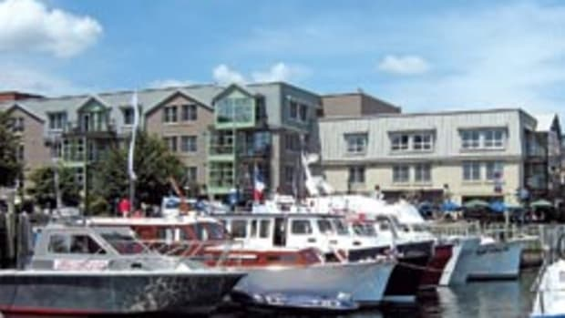 The fourth annual Nova Scotia In-Water Boat Show runs July 23-25.