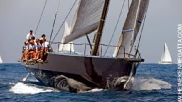 The St. Maarten Heineken Regatta attracts some of the world's most talented sailors.