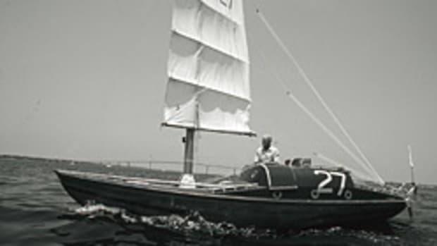 Richey aboard Jester