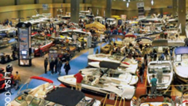The Hartford Boat and Fishing Show will once again fill the halls of the Connecticut Convention Center.
