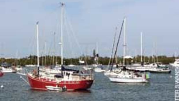 Mooring and anchoring regulations have been topics of much debate in Florida.