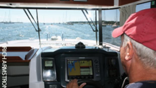 Situational awareness is critical to safe navigation.