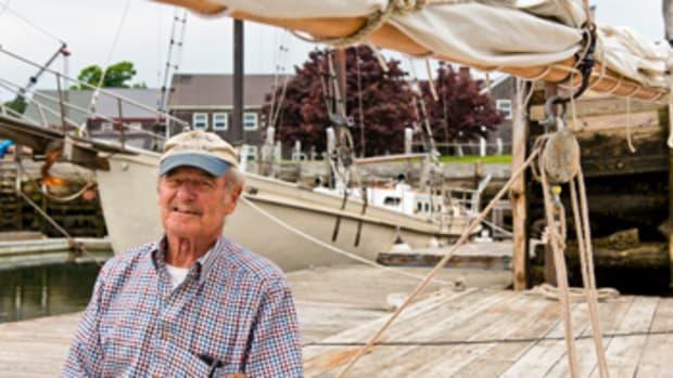Walking the Plank: Capt  Sandy Yawn - Soundings Online