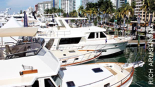 TrawlerPort will be part of the Yacht & Brokerage Show in Miami Beach Feb. 14-18.