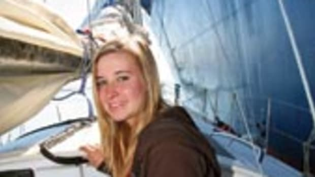 Of the four teenagers who set off to become the youngest to sail solo around the world, 16-year-old Abby Sunderland was the only one to fail, but she made the biggest headlines in the process.