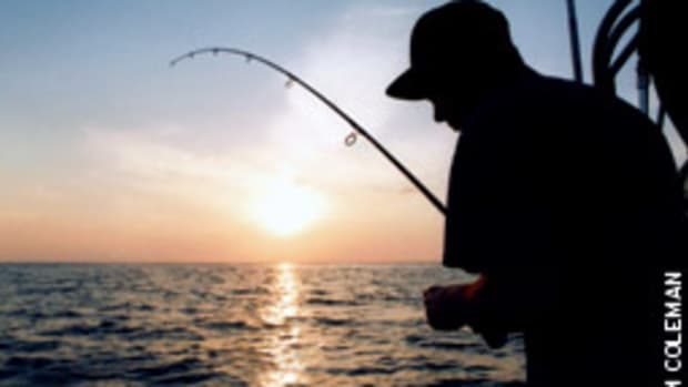 When you take kids fishing, select a day or evening when the weather is nice, and choose a fishery that has lots of action.