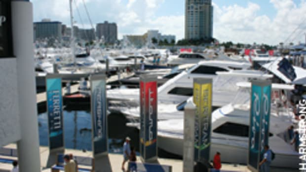 Organizers of the Fort Lauderdale International Boat Show call it the biggest show in the country, with $3 billion worth of boats and accessories on display.