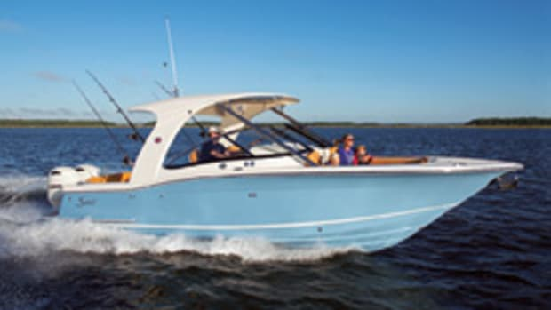 Scout's new 275 Dorado is a good example of today's multi-use open boat.