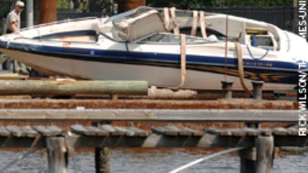 The 22-foot Crownline was carrying 14 people, two more than its rated capacity.