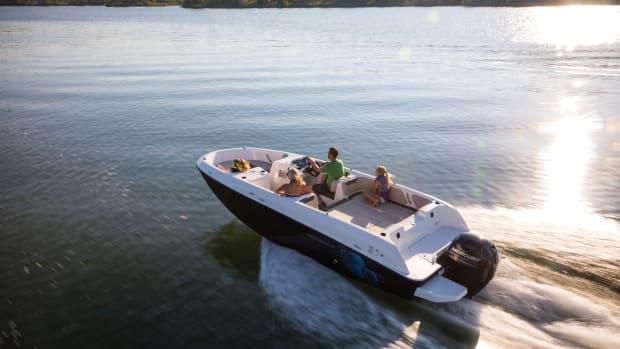 Bayliner Element 21 Boat photo