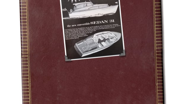 Old ad for Sedan 31 photo