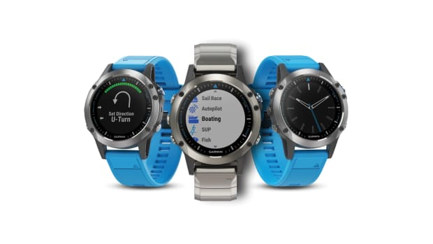 Photo of garmin smartwatch