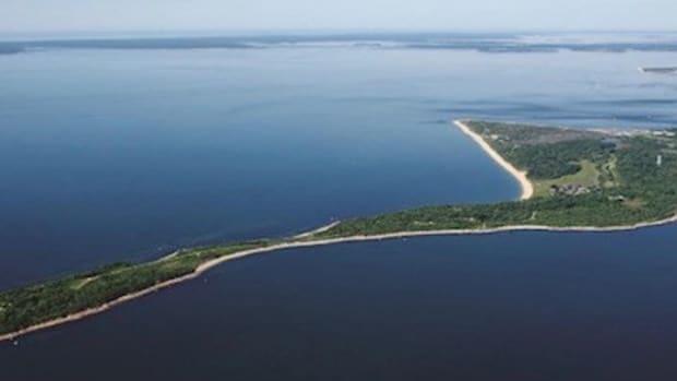 plum island aerial