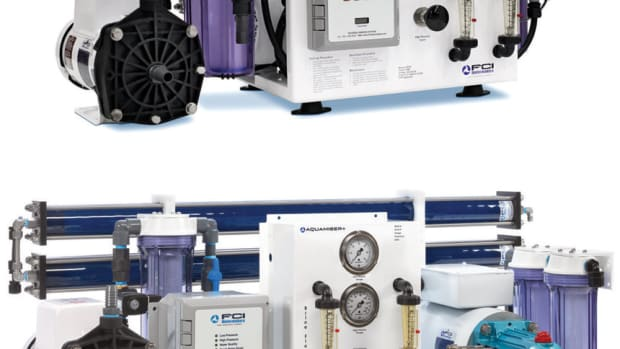 FCI.watermaker