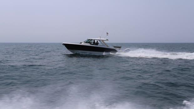 Tiara Sport 43 LS