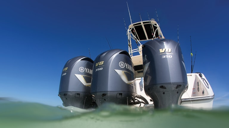 Power to play: new outboards, sterndrives, pods and more - Soundings