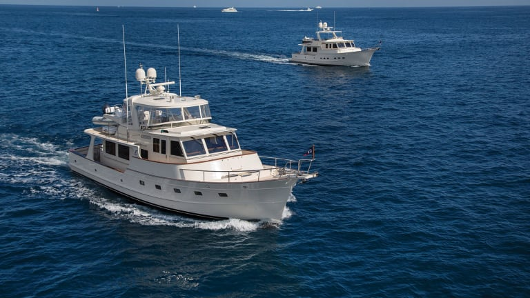 Fleming 55: A Yacht That's Aging Like Fine Wine