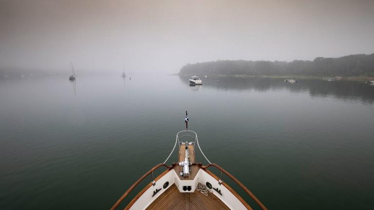 Moving Through the Murk & Fog