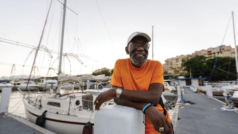 Bill Pinkney Talks Solo Circumnavigation