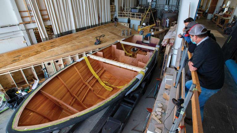 A Boatbuilding Boom