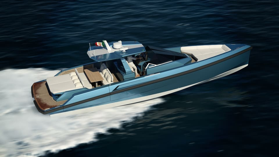 Wally Yachts Introduces New 48-Foot Dayboat