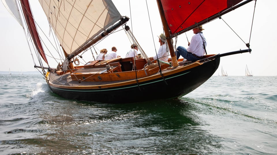 The Woodstock of Sailboat Racing