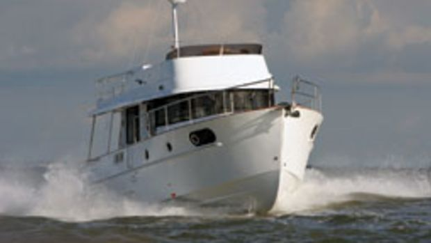 The Swift Trawler 44 replaces the 42.