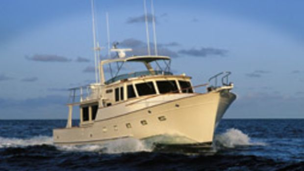 Fleming pilothouse motoryachts (55 pictured) are designed for serious cruising, with seakindly hulls and thoughtful features.
