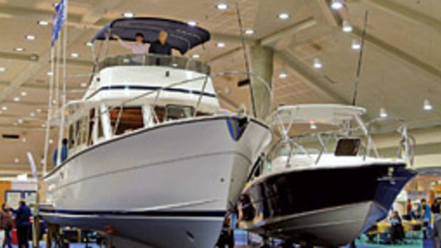 The Baltimore Boat Show runs Jan. 21-25 at the Baltimore Convention Center.