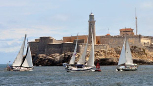 With travel restrictions easing, there has been a revival of racing and other boat travel to Cuba.